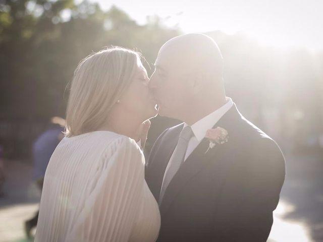 La boda de Antonia y Juan