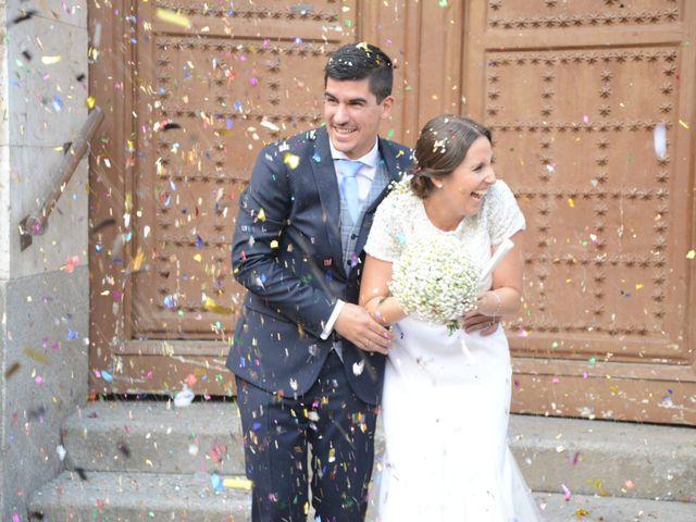 La boda de Alejandro y Marta