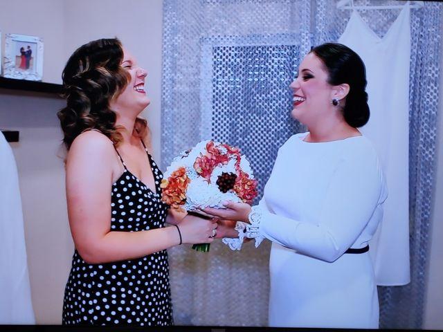 La boda de Carlos y Cristina en Ecija, Sevilla 1