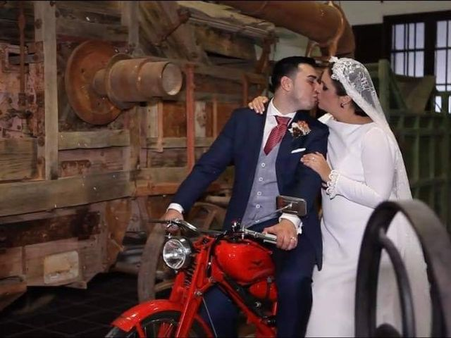La boda de Carlos y Cristina en Ecija, Sevilla 3