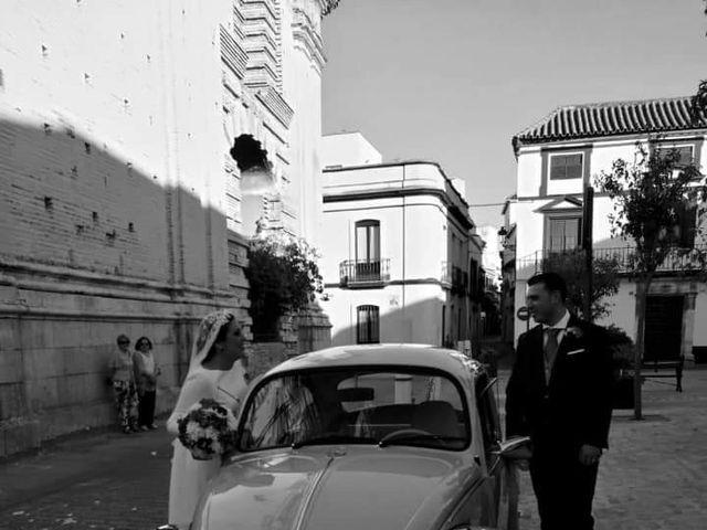 La boda de Carlos y Cristina en Ecija, Sevilla 4