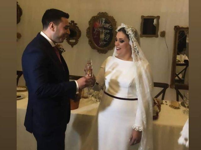La boda de Carlos y Cristina en Ecija, Sevilla 6