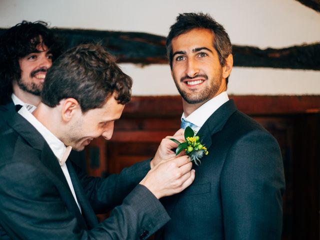 La boda de Ana y Miguel en Ventosilla Y Tejadilla, Segovia 1