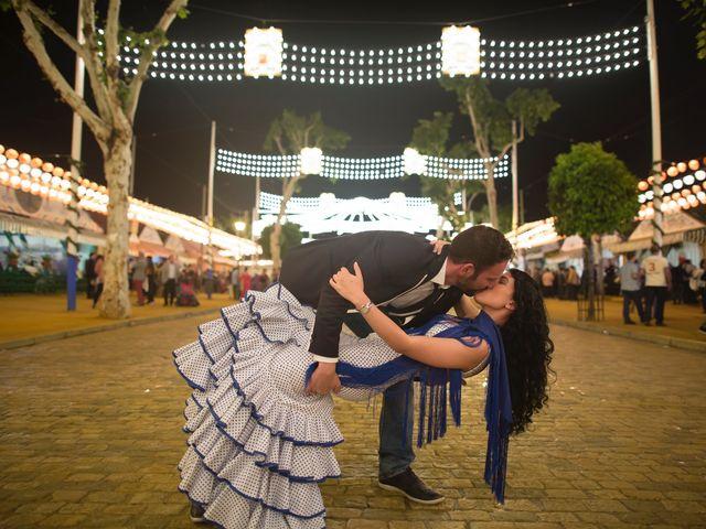 La boda de Adrian y Loli en Ponferrada, León 12