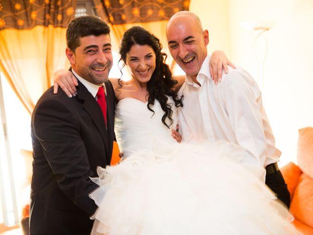 La boda de Adrian y Loli en Ponferrada, León 22