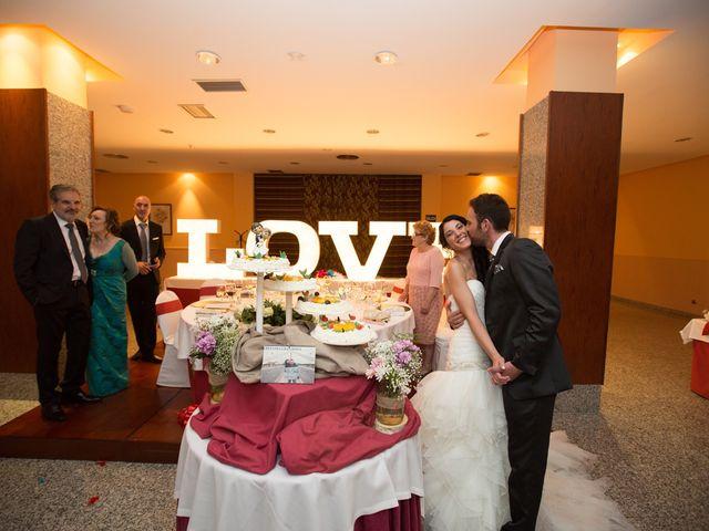 La boda de Adrian y Loli en Ponferrada, León 46