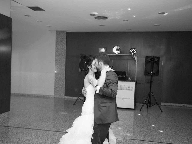 La boda de Adrian y Loli en Ponferrada, León 51