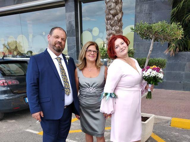 La boda de Valeryia y José Luis en Alacant/alicante, Alicante 3