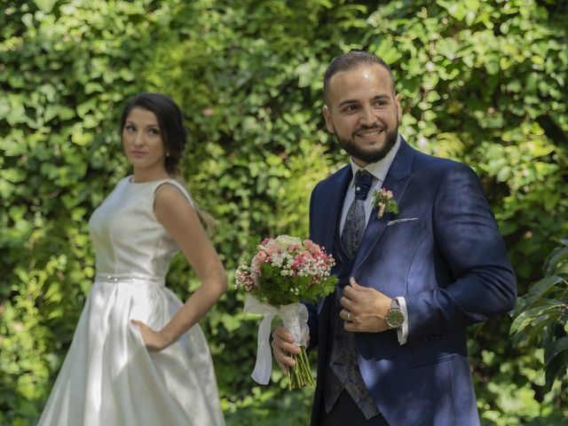 La boda de Alex y Raquel en Riba-roja De Túria, Valencia 8