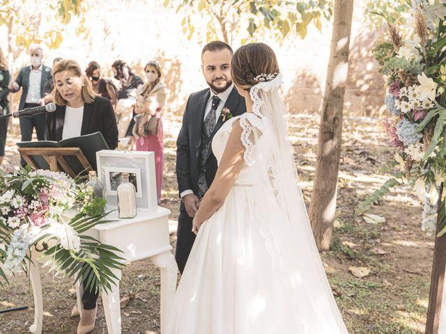 La boda de Alex y Raquel en Riba-roja De Túria, Valencia 10
