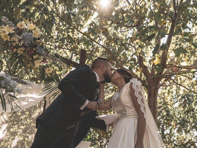 La boda de Alex y Raquel en Riba-roja De Túria, Valencia 12