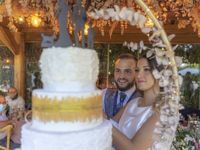 La boda de Alex y Raquel en Riba-roja De Túria, Valencia 13