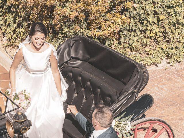 La boda de Alex y Raquel en Riba-roja De Túria, Valencia 15