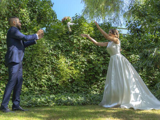 La boda de Alex y Raquel en Riba-roja De Túria, Valencia 2