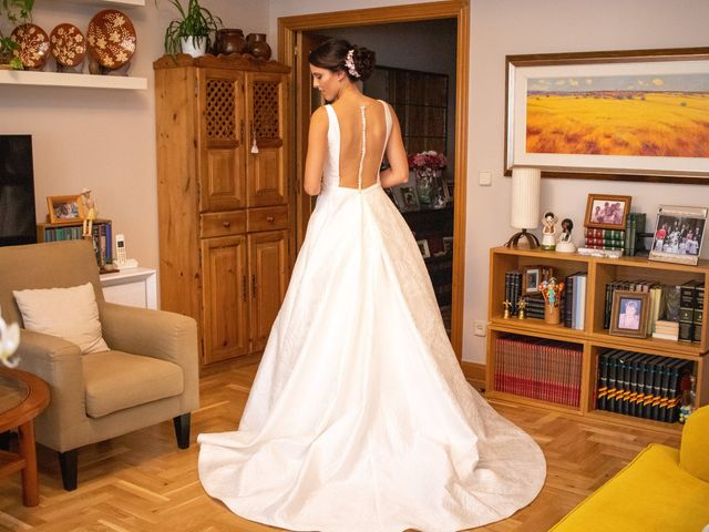 La boda de Manuel y Elena en Madrid, Madrid 1