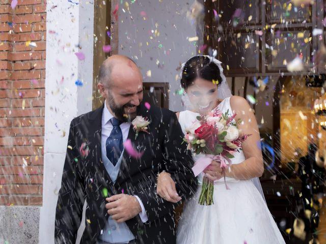 La boda de Manuel y Elena en Madrid, Madrid 2