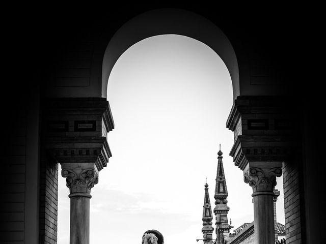La boda de Javier y Lili en Burguillos, Sevilla 5
