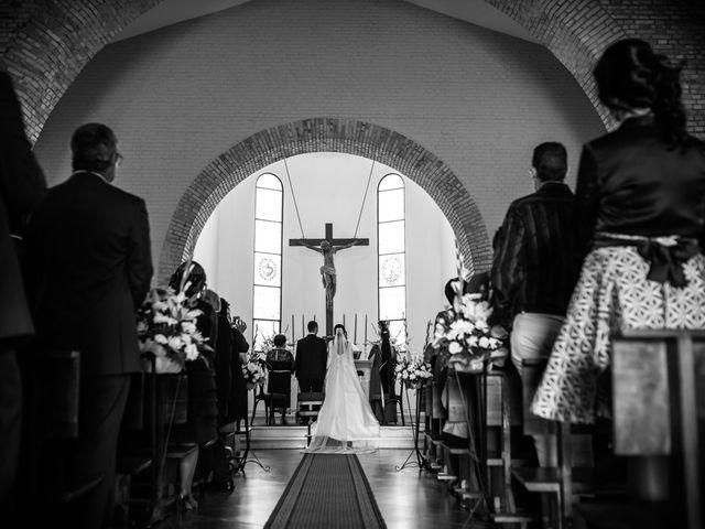 La boda de Javier y Lili en Burguillos, Sevilla 8