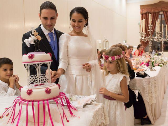 La boda de Javier y Lili en Burguillos, Sevilla 9