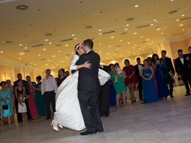 La boda de Javier y Lili en Burguillos, Sevilla 10