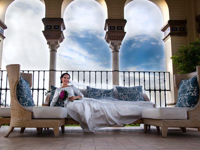 La boda de Javier y Lili en Burguillos, Sevilla 13