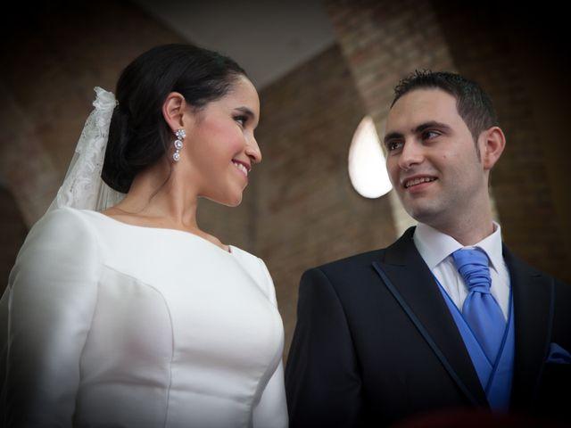 La boda de Javier y Lili en Burguillos, Sevilla 16