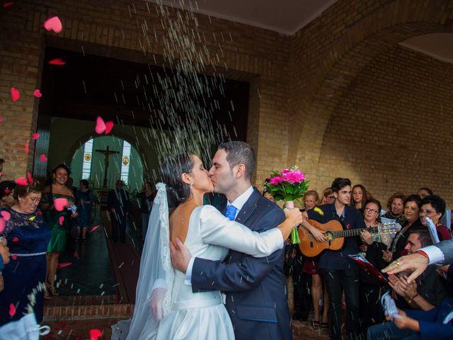 La boda de Javier y Lili en Burguillos, Sevilla 18