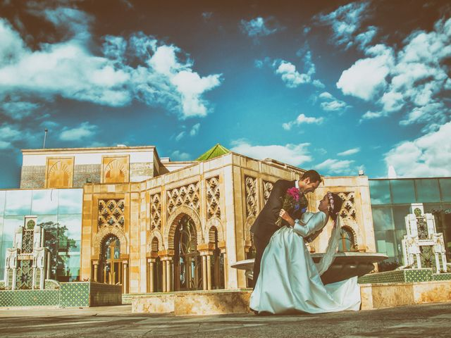 La boda de Javier y Lili en Burguillos, Sevilla 2