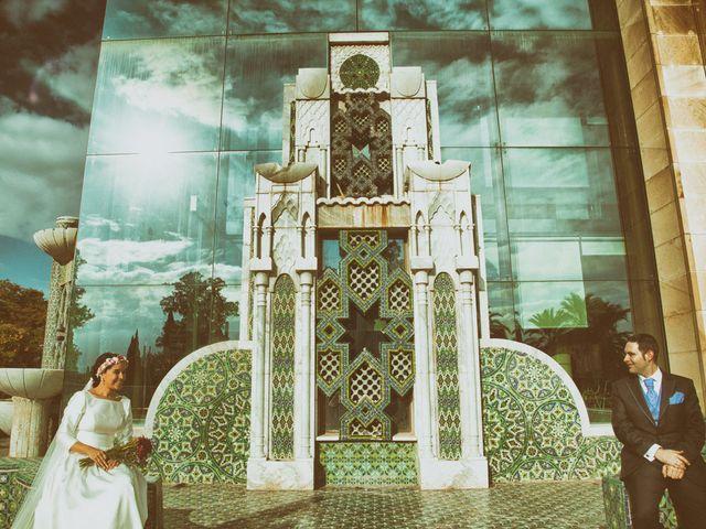 La boda de Javier y Lili en Burguillos, Sevilla 19