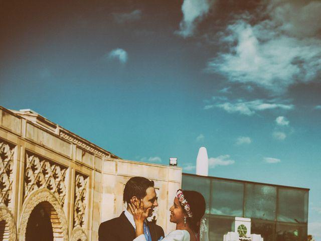 La boda de Javier y Lili en Burguillos, Sevilla 20