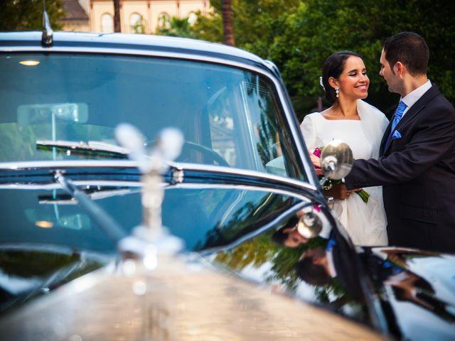 La boda de Javier y Lili en Burguillos, Sevilla 21