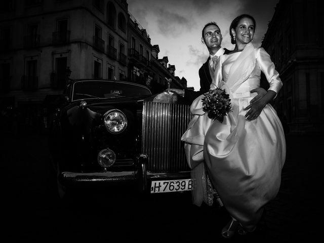 La boda de Javier y Lili en Burguillos, Sevilla 22