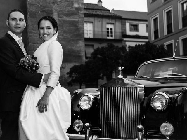 La boda de Lili y Javier