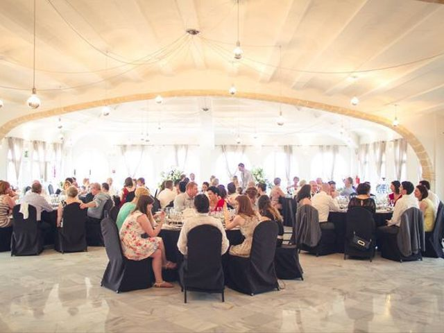 La boda de Paul  y Sinead  en Pueblo Acantilado, Alicante 1