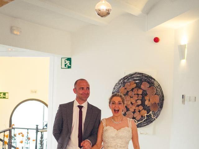 La boda de Paul  y Sinead  en Pueblo Acantilado, Alicante 3