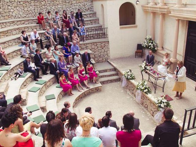 La boda de Paul  y Sinead  en Pueblo Acantilado, Alicante 4