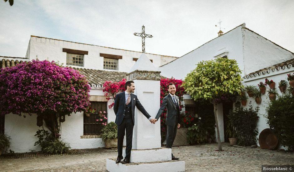 La boda de Jesús y David en Espartinas, Sevilla