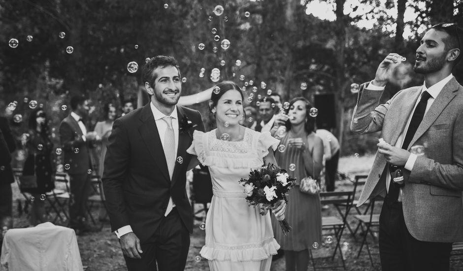 La boda de Ana y Miguel en Ventosilla Y Tejadilla, Segovia