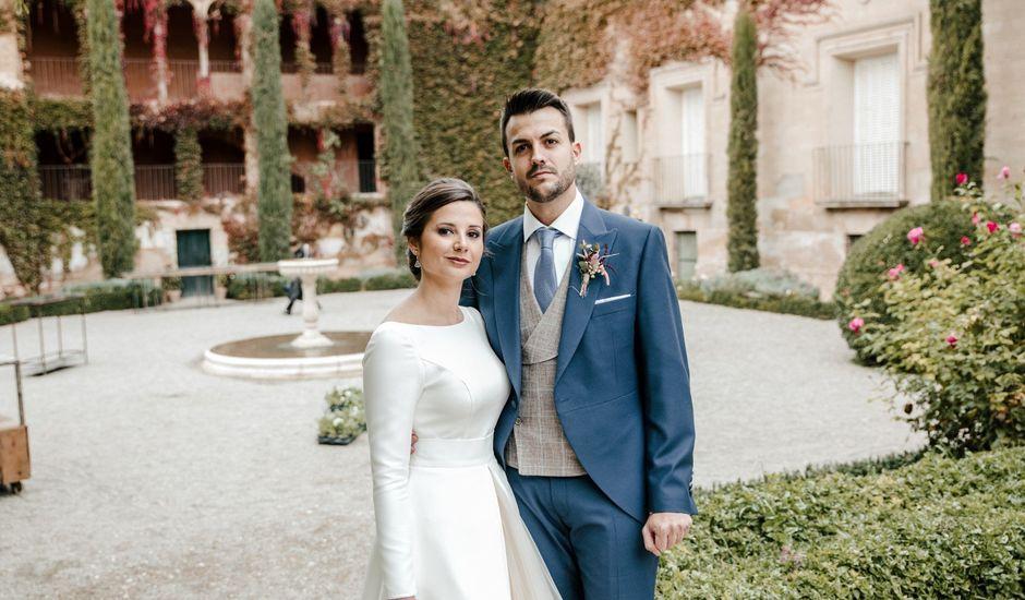 La boda de Elena y David en Pedrola, Zaragoza
