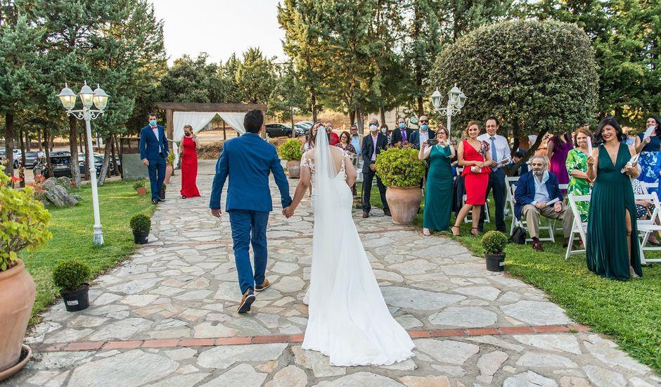 La boda de Miguel y Elena en Talavera De La Reina, Toledo