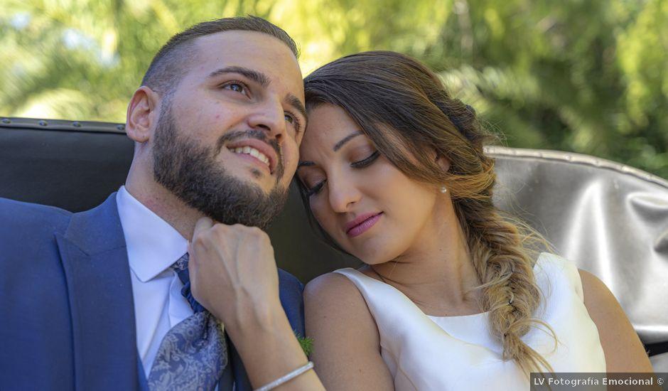 La boda de Alex y Raquel en Riba-roja De Túria, Valencia