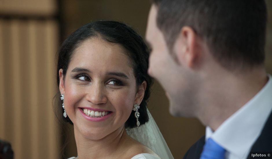 La boda de Javier y Lili en Burguillos, Sevilla