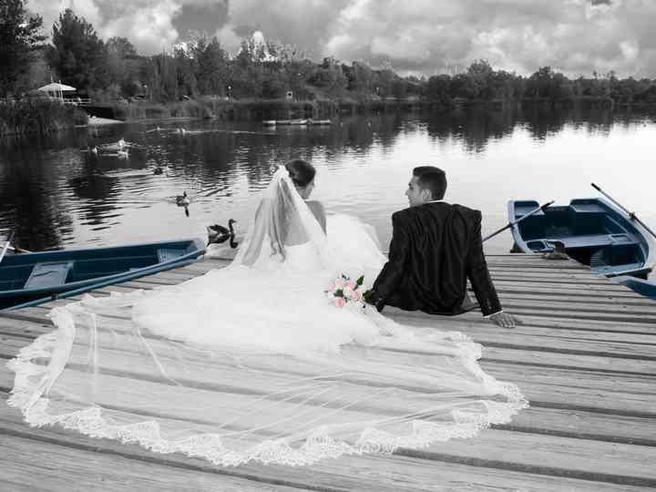 La boda de Sonsoles y Alberto