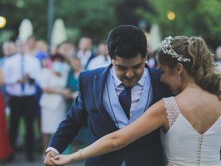 La boda de Juan Antonio y Celia