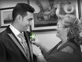 La boda de Sonsoles y Alberto 1