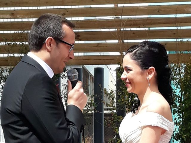 La boda de Jorge y Noemí  en Burriana, Castellón 1