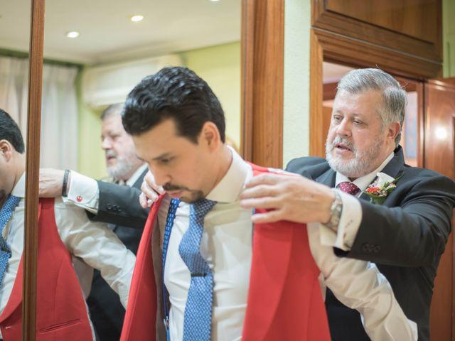 La boda de Sergio y Laura en Cubas De La Sagra, Madrid 23