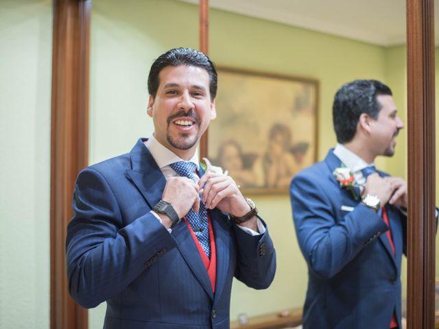La boda de Sergio y Laura en Cubas De La Sagra, Madrid 25