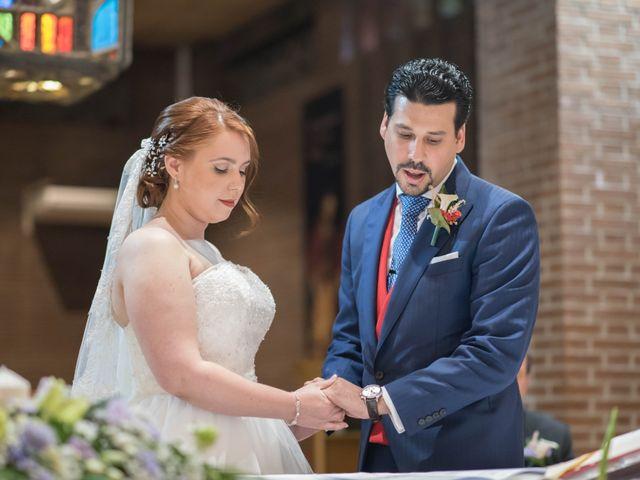 La boda de Sergio y Laura en Cubas De La Sagra, Madrid 36
