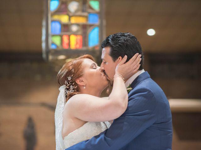 La boda de Sergio y Laura en Cubas De La Sagra, Madrid 37